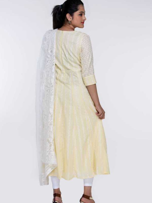 Cotton Kurti Dress