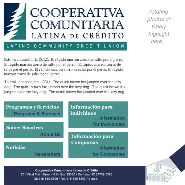 Cooperativa Comunitaria Latina de Credito