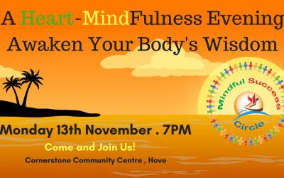 A HEART-MINDfulness Evening: Awaken Your Body's Wisdom