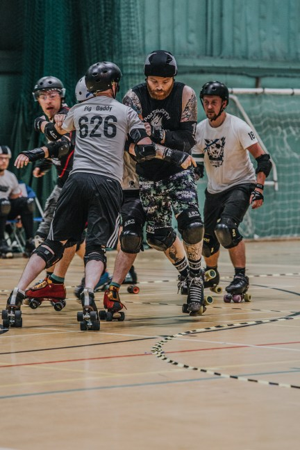 Lotus Photography Bournemouth Dorset Knobs Roller Derby Sports Phtoography 107