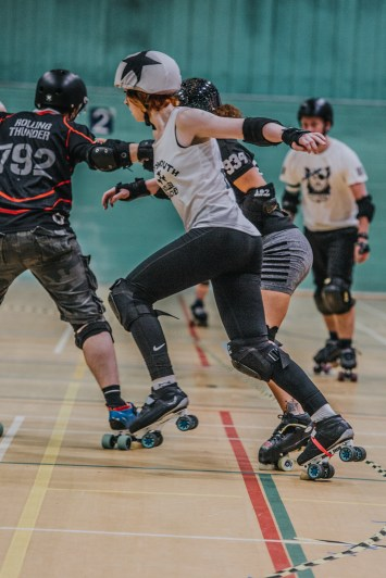 Lotus Photography Bournemouth Dorset Knobs Roller Derby Sports Phtoography 112