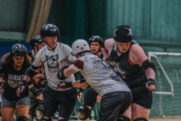 Lotus Photography Bournemouth Dorset Knobs Roller Derby Sports Phtoography 118