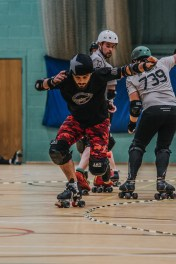 Lotus Photography Bournemouth Dorset Knobs Roller Derby Sports Phtoography 130