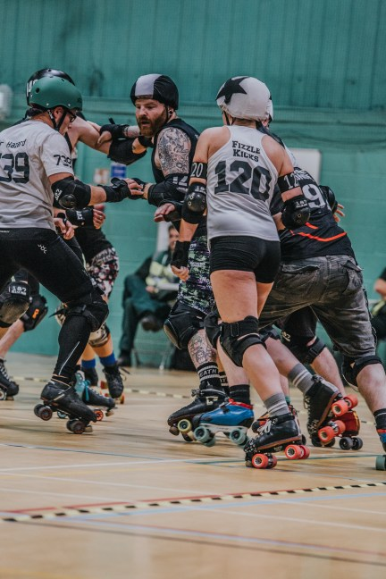 Lotus Photography Bournemouth Dorset Knobs Roller Derby Sports Phtoography 134