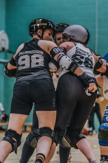 Lotus Photography Bournemouth Dorset Knobs Roller Derby Sports Phtoography 147