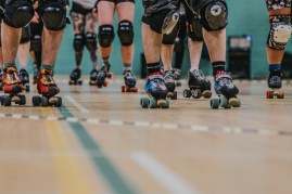 Lotus Photography Bournemouth Dorset Knobs Roller Derby Sports Phtoography 170