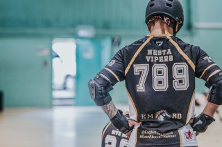 Lotus Photography Bournemouth Dorset Knobs Roller Derby Sports Phtoography 179