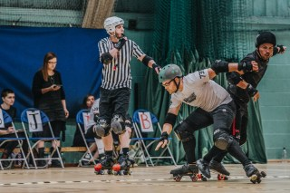 Lotus Photography Bournemouth Dorset Knobs Roller Derby Sports Phtoography 195