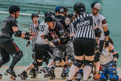 Lotus Photography Bournemouth Dorset Knobs Roller Derby Sports Phtoography 209