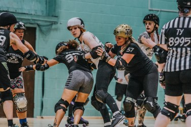 Lotus Photography Bournemouth Dorset Knobs Roller Derby Sports Phtoography 219