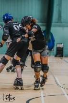Lotus Photography Bournemouth Dorset Knobs Roller Derby Sports Phtoography 29