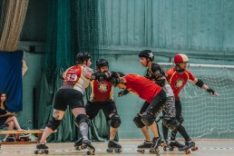 Lotus Photography Bournemouth Dorset Knobs Roller Derby Sports Phtoography 305