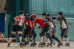 Lotus Photography Bournemouth Dorset Knobs Roller Derby Sports Phtoography 306