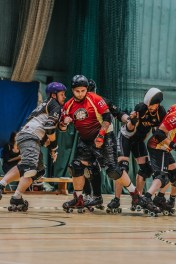 Lotus Photography Bournemouth Dorset Knobs Roller Derby Sports Phtoography 312