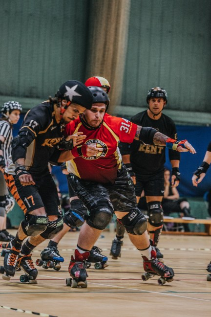 Lotus Photography Bournemouth Dorset Knobs Roller Derby Sports Phtoography 314