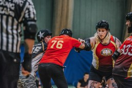 Lotus Photography Bournemouth Dorset Knobs Roller Derby Sports Phtoography 332