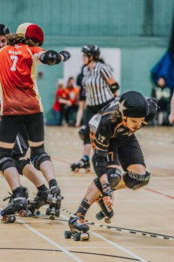 Lotus Photography Bournemouth Dorset Knobs Roller Derby Sports Phtoography 341