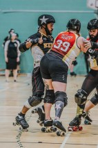 Lotus Photography Bournemouth Dorset Knobs Roller Derby Sports Phtoography 345