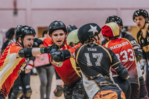 Lotus Photography Bournemouth Dorset Knobs Roller Derby Sports Phtoography 366