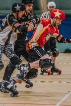 Lotus Photography Bournemouth Dorset Knobs Roller Derby Sports Phtoography 385