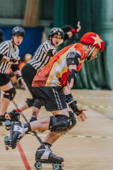 Lotus Photography Bournemouth Dorset Knobs Roller Derby Sports Phtoography 387