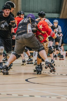 Lotus Photography Bournemouth Dorset Knobs Roller Derby Sports Phtoography 393
