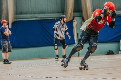 Lotus Photography Bournemouth Dorset Knobs Roller Derby Sports Phtoography 397