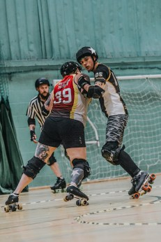 Lotus Photography Bournemouth Dorset Knobs Roller Derby Sports Phtoography 417