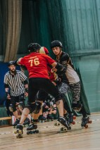 Lotus Photography Bournemouth Dorset Knobs Roller Derby Sports Phtoography 418