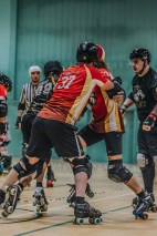 Lotus Photography Bournemouth Dorset Knobs Roller Derby Sports Phtoography 427