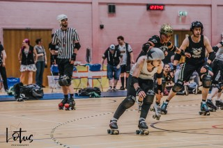 Lotus Photography Bournemouth Dorset Knobs Roller Derby Sports Phtoography 43