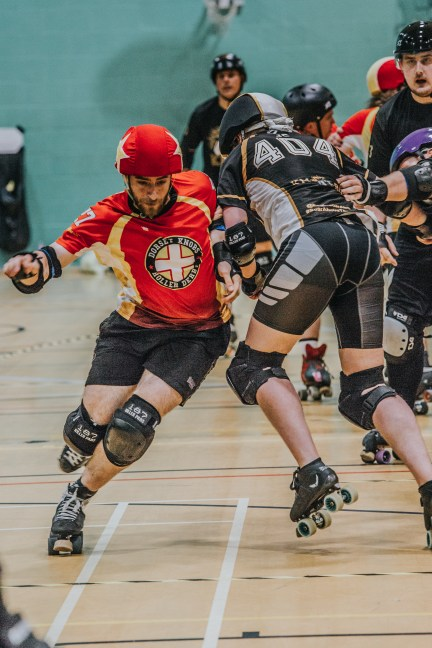 Lotus Photography Bournemouth Dorset Knobs Roller Derby Sports Phtoography 440