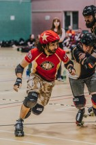 Lotus Photography Bournemouth Dorset Knobs Roller Derby Sports Phtoography 441