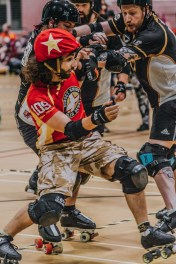Lotus Photography Bournemouth Dorset Knobs Roller Derby Sports Phtoography 442
