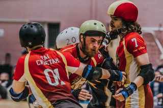 Lotus Photography Bournemouth Dorset Knobs Roller Derby Sports Phtoography 444