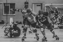 Lotus Photography Bournemouth Dorset Knobs Roller Derby Sports Phtoography 453