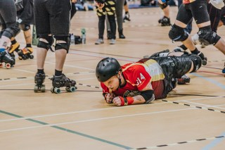 Lotus Photography Bournemouth Dorset Knobs Roller Derby Sports Phtoography 456