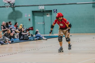 Lotus Photography Bournemouth Dorset Knobs Roller Derby Sports Phtoography 457