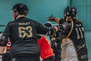 Lotus Photography Bournemouth Dorset Knobs Roller Derby Sports Phtoography 461