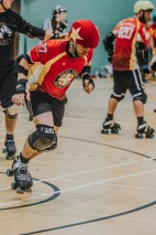 Lotus Photography Bournemouth Dorset Knobs Roller Derby Sports Phtoography 475