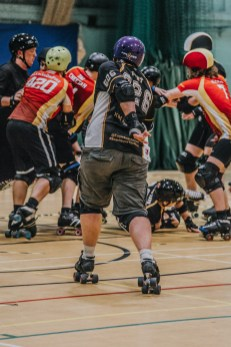 Lotus Photography Bournemouth Dorset Knobs Roller Derby Sports Phtoography 482