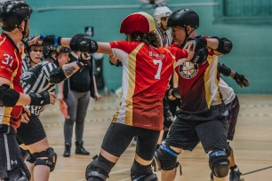 Lotus Photography Bournemouth Dorset Knobs Roller Derby Sports Phtoography 488