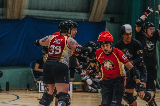 Lotus Photography Bournemouth Dorset Knobs Roller Derby Sports Phtoography 503
