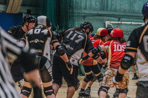 Lotus Photography Bournemouth Dorset Knobs Roller Derby Sports Phtoography 512