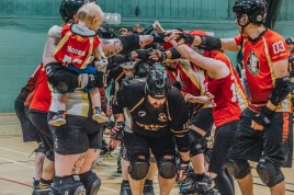 Lotus Photography Bournemouth Dorset Knobs Roller Derby Sports Phtoography 534