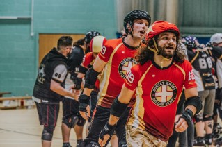 Lotus Photography Bournemouth Dorset Knobs Roller Derby Sports Phtoography 543