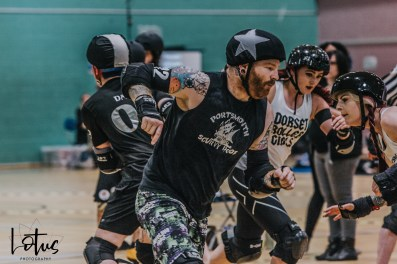 Lotus Photography Bournemouth Dorset Knobs Roller Derby Sports Phtoography 73