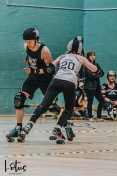 Lotus Photography Bournemouth Dorset Knobs Roller Derby Sports Phtoography 92
