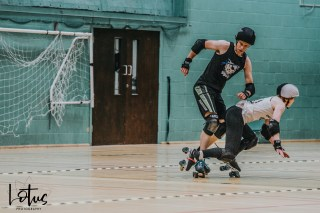 Lotus Photography Bournemouth Dorset Knobs Roller Derby Sports Phtoography 93