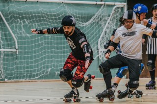 Lotus Photography Bournemouth Dorset Knobs Roller Derby Sports Phtoography 97